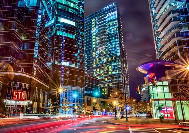 Atlanta's Hotels Boomed In December As City 'Is Growing Up'