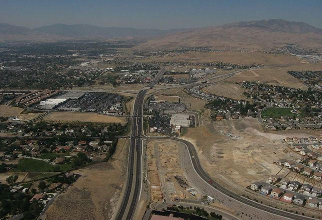 Blockchain Company Buys Enough Land In Nevada To Build A City Next To Tesla's Gigafactory