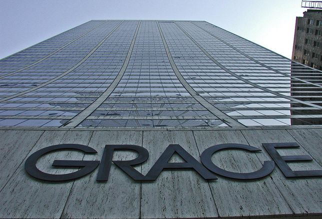 The Grace Building in Midtown Manhattan