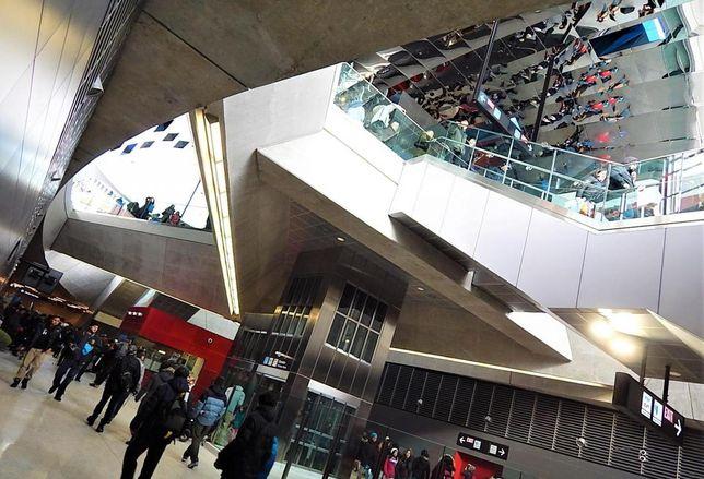 Vaughan Metropolitan Centre subway station