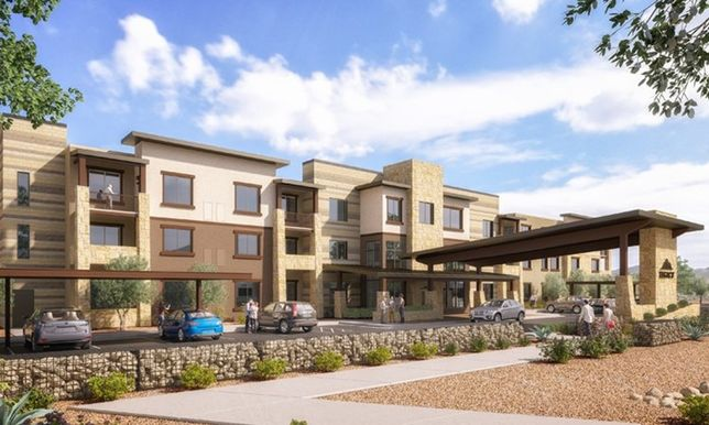Western States Lodging Begins Work On Scottsdale Assisted Living Development