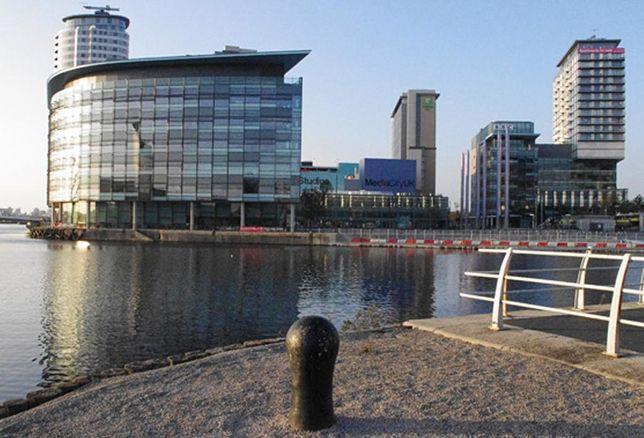MediaCity, Salford, Manchester