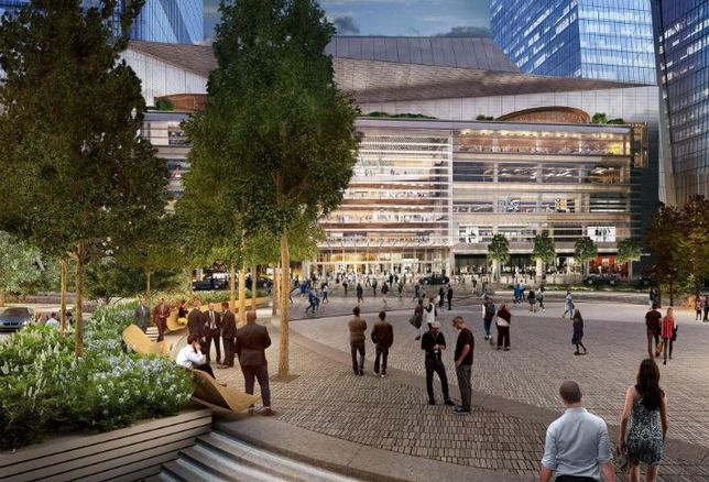 Hudson Yards Lands Boutique Clothing Retailer For 16K SF