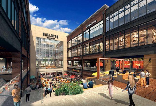 Ballston Quarter Plaza