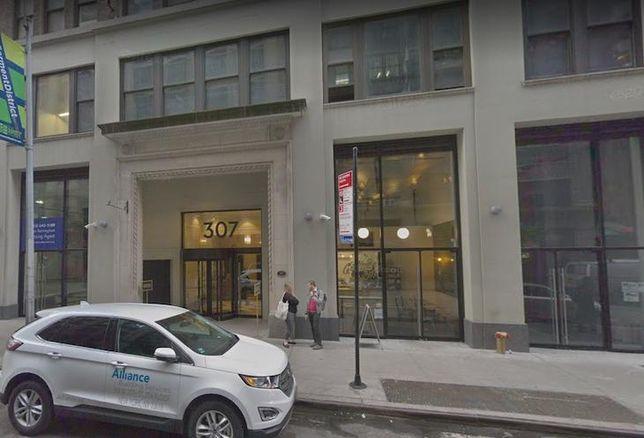 307 West 38th St. in Manhattan's Garment District