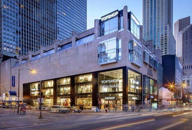 Chicago Michigan Avenue Retail