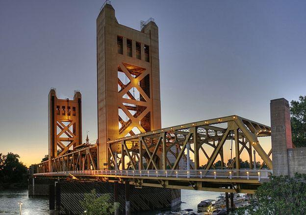 Tower Bridge Sacramento