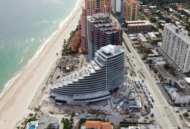 Related's Beachfront Fort Lauderdale Condos Highlight Construction Challenges For Florida Builders