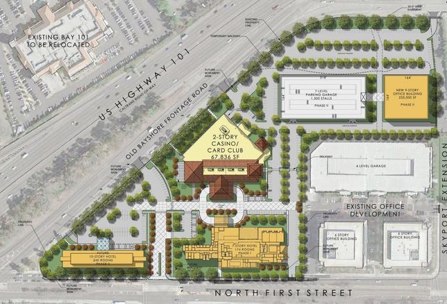 Leasing Underway At Bay 101 Technology Place In San Jose