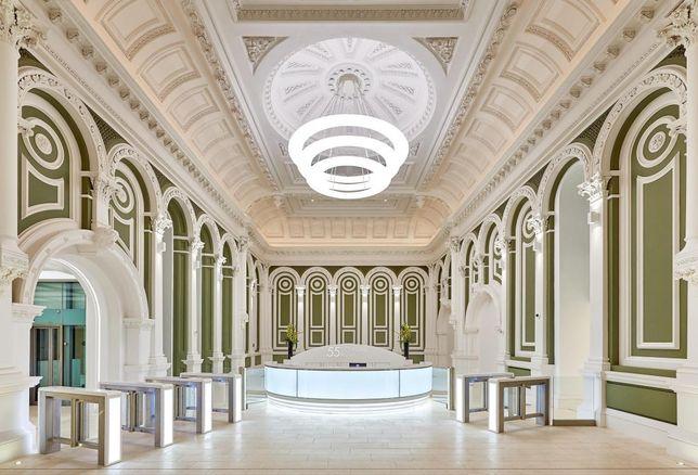 Interior at 55 Colmore Row, Birmingham