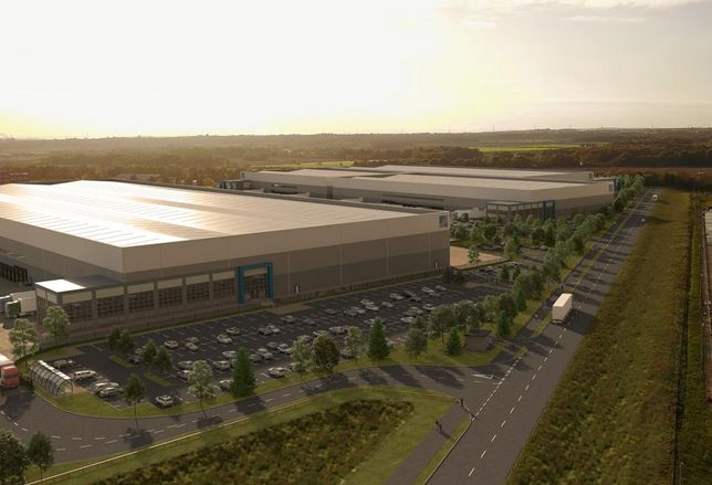 Mountpark Logistics EU Sarl, a joint venture between Mountpark Finco and USAA Realco, fund 758K SF of new speculative warehousing at Warrington, near Manchester Feb 2018
