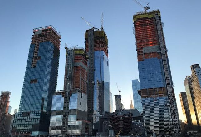 Hudson Yards' Next Buildings To Be Designed By Frank Gehry, Santiago Calatrava