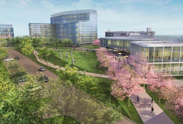 Biotech Company Leaving Mission Bay For Foster City