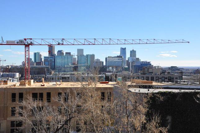 Denver Office Leasing Strong In 2017