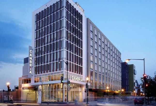 Cambria Hotel & Suites Washington D.C. Convention Center