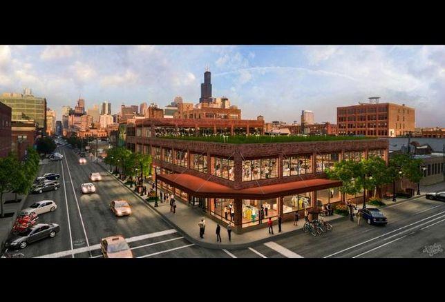 Fulton Market Redevelopment