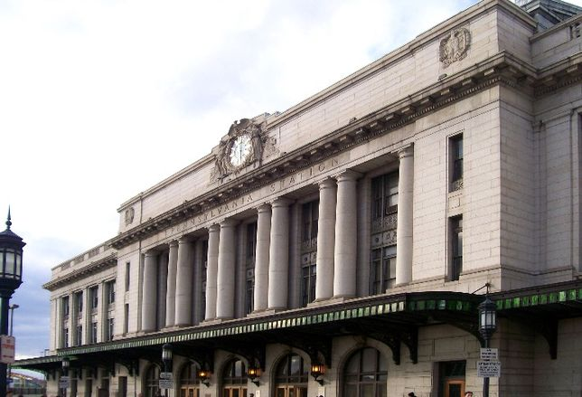 Breakthrough In Baltimore: How Amtrak's Plans For Penn Station Could Re-Establish The City