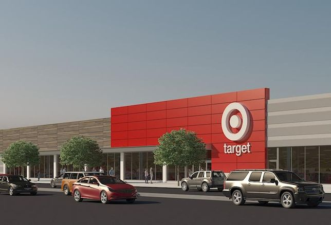 Target Ivy City New York Ave Rendering