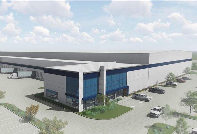 Carter Industrial Park Cold Storage rendering