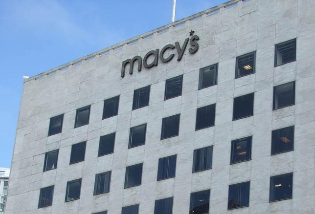 Macy's Selling Another Union Square Building