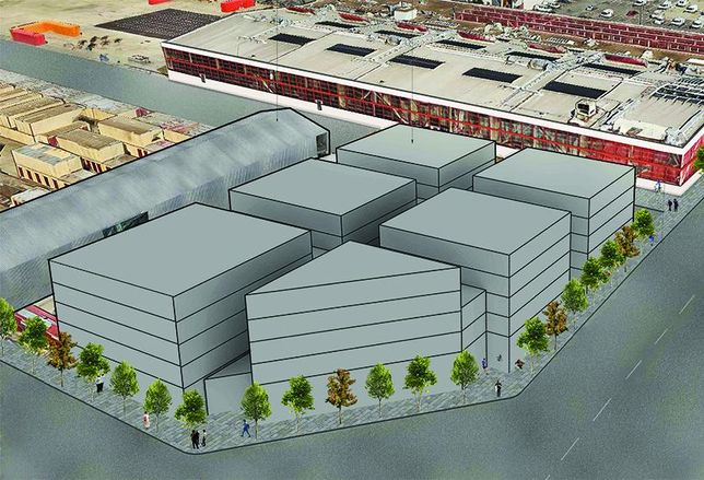 California College Of Arts Gears Up For Its Big On-Campus Housing Project