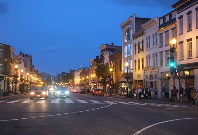 M Street Georgetown