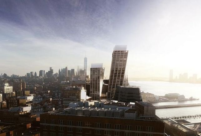 Blockbuster Land Sales Might Be A Thing Of The Past In NYC
