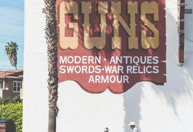 Guns, gun shop, gun retail, firearm, firearm retail store