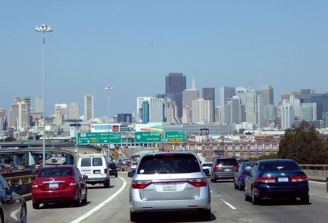 Traffic Is A Problem In San Francisco's Mission Bay And The Warriors Haven't Even Arrived Yet