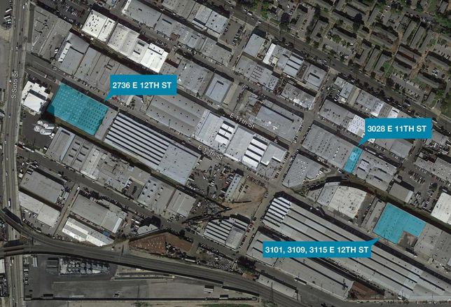 Maple DTLA has purchased the Rosenthal Property Portfolio in Boyle Heights from Rosenthal Property Owners for $15.5M.