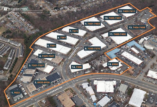 Northern Virginia Industrial Park