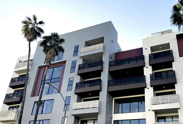 The Maya Apartments is the first ground up development in Koreatown by Jamison Properties.