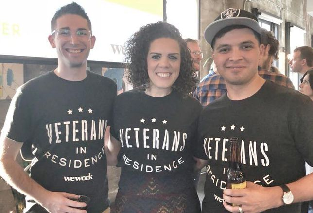 WeWork Launches Veterans In Residence Program In San Francisco, Other Metros