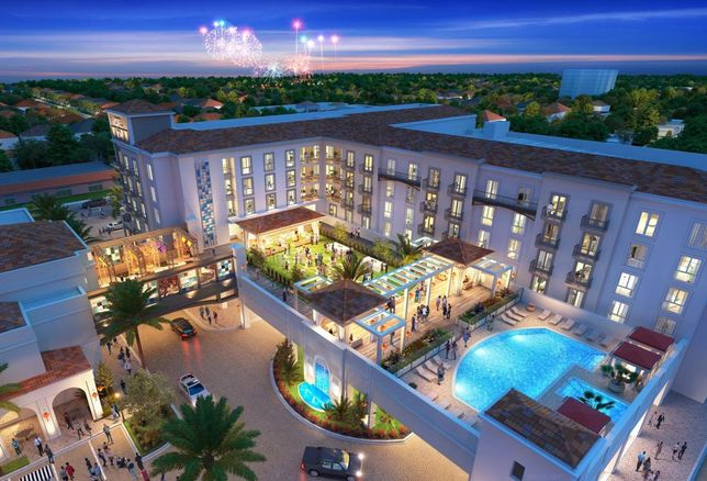 IP Westminster is developing a mixed use project that consists of a 144 room hotel, a five story 201 apartment and 40K SF of retail and restaurant in Westminster, California, the home of the largest Vietnamese community in the U.S.