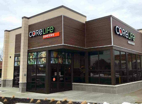 CoreLife Eatery Mentor Ohio
