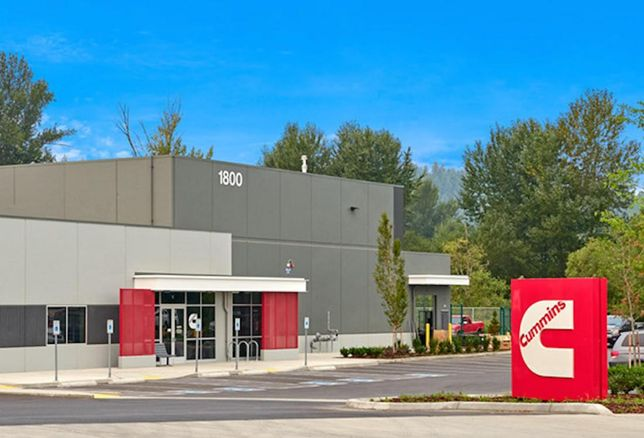 Bixby recently purchased an industrial building at 1800 Fryer Ave. in Sumner for $18.5M.