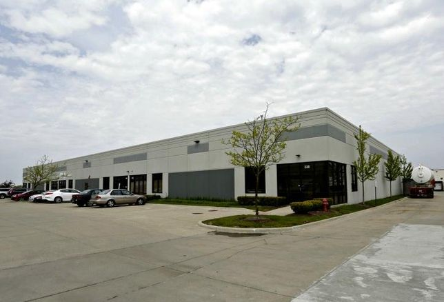 Chicago industrial real estate sales