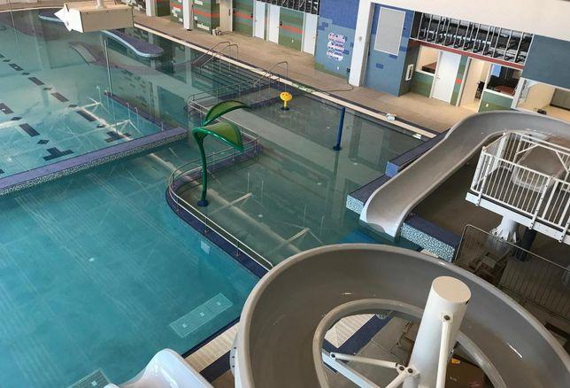 Carpenter Park Recreation Center's new natatorium