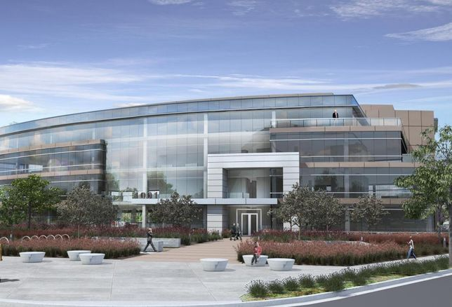 Google-Leased Building In Mountain View Sold For $170M