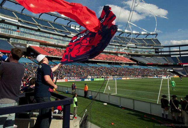 Report: New England Revolution Close To Finalizing Soccer Stadium Site