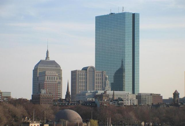 John Hancock Will Consolidate HQ In Back Bay By End Of 2018