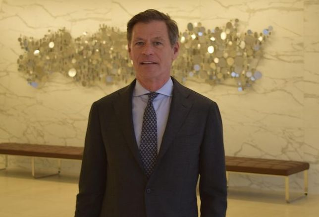Brookfield Chairman Ric Clark On The GGP Takeover And The Future Of American Malls
