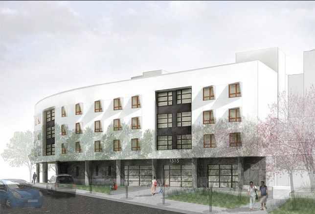 Affordable Housing Complex In Walnut Creek Nears Completion