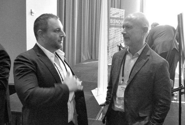 CedarSt Companies Co-Founder and Managing Partner Alex Samoylovich and Booth Hansen Principal George Halik