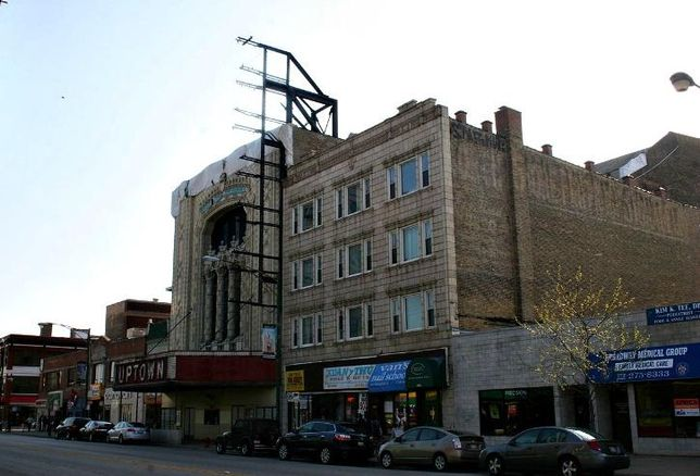 Uptown Theatre, Chicago