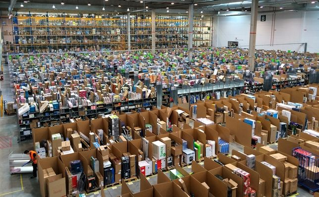Amazon Starts Building Distribution Centers Specially Designed For Hazardous Goods