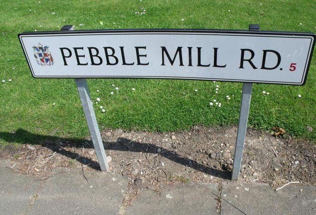 Birmingham Edgebaston Pebble Mill Calthorpe Estate