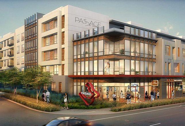 Planned San Mateo Project Creates New Twist On Transit-Oriented Development