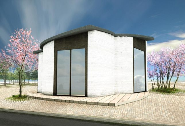Are 3D-Printed Buildings A Viable Cost-Saving Solution For Developers?