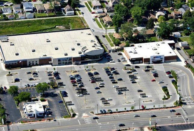 Suburban Chicago retail real estate